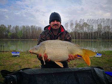 Szőke Tamás 7,5kg Nagy tó 0406