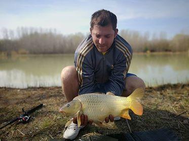 Szegedi László Nagy tó 03 29 4.5 kg