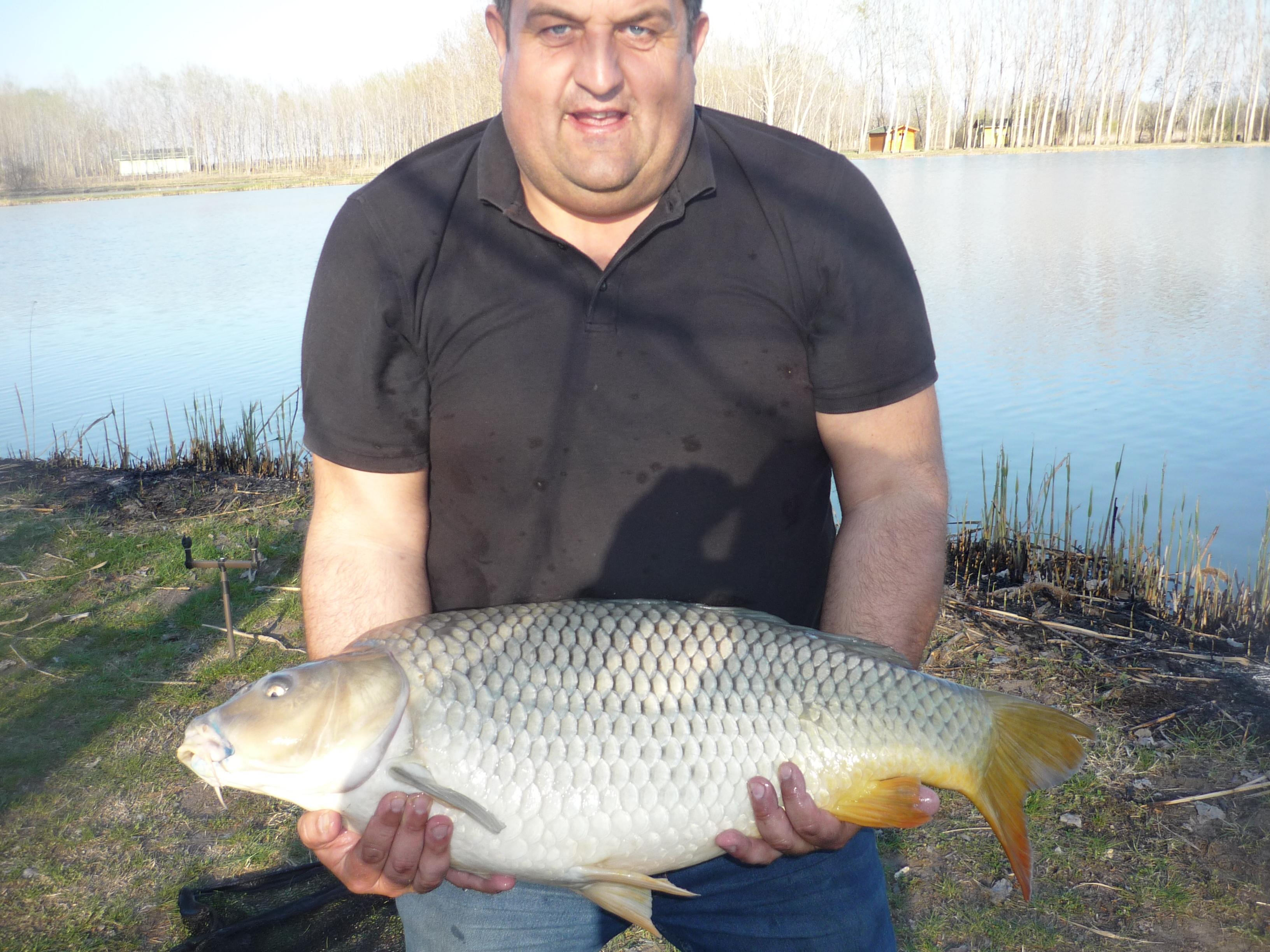 Varga István 12,6 kg Nagy tó 0331